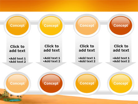 Oasis PowerPoint Template Slide 18