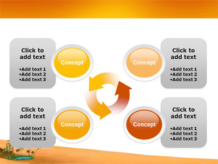 Oasis PowerPoint Template Slide 9