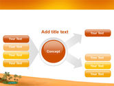 Oasis PowerPoint Template#14