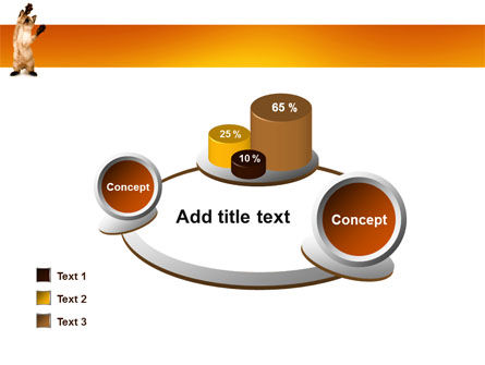 Kitten PowerPoint Template Slide 16