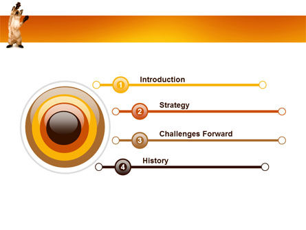 Kitten PowerPoint Template Slide 3