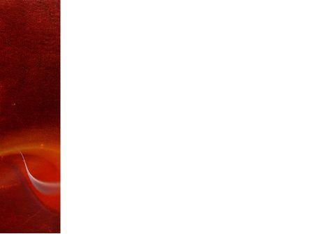 Red Texture PowerPoint Template, Slide 3, 03461, Abstract/Textures — PoweredTemplate.com