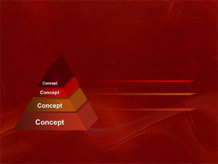Red Texture PowerPoint Template Slide 12