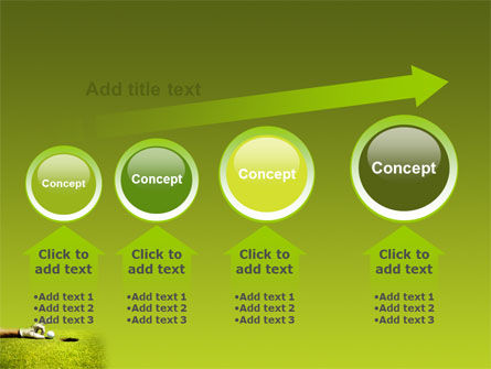 One Step PowerPoint Template Slide 13
