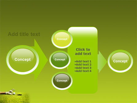 One Step PowerPoint Template Slide 17