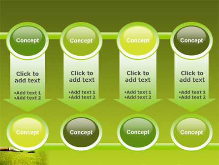 One Step PowerPoint Template Slide 18