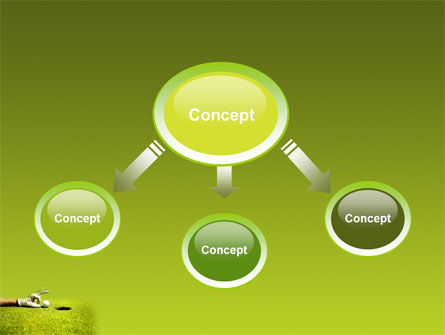 One Step PowerPoint Template, Slide 4, 03465, Business Concepts — PoweredTemplate.com
