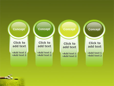 One Step PowerPoint Template Slide 5