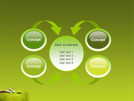 One Step PowerPoint Template Slide 6