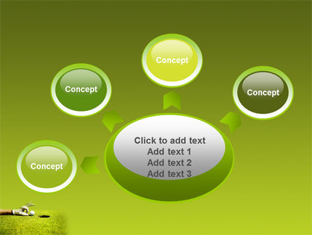 One Step PowerPoint Template Slide 7