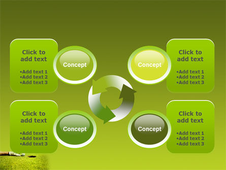 One Step PowerPoint Template Slide 9
