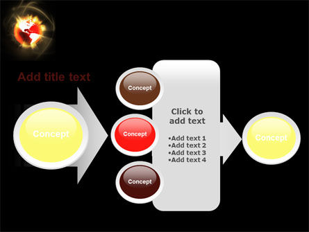 Planet Earth PowerPoint Template Slide 17