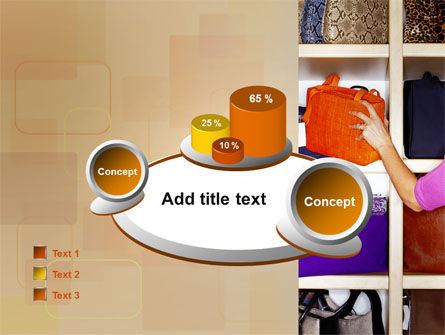 Check Room PowerPoint Template Slide 16