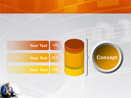 Computer Literacy PowerPoint Template Slide 11