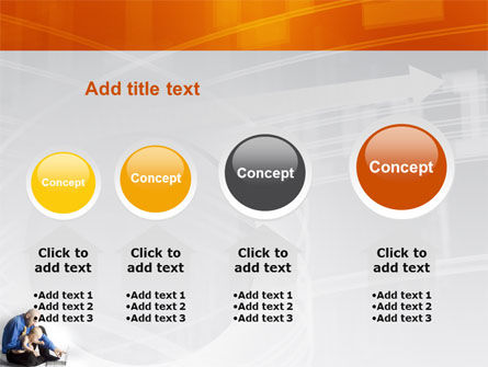 Computer Literacy PowerPoint Template Slide 13