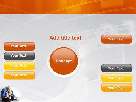 Computer Literacy PowerPoint Template Slide 14
