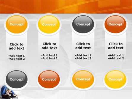 Computer Literacy PowerPoint Template Slide 18