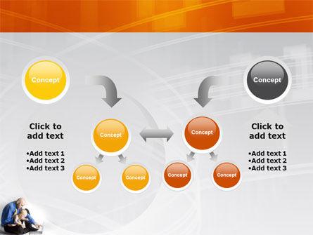 Computer Literacy PowerPoint Template Slide 19