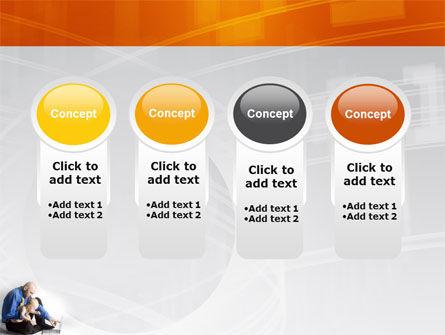 Computer Literacy PowerPoint Template Slide 5