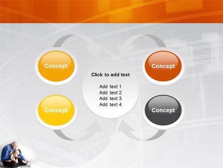 Computer Literacy PowerPoint Template Slide 6