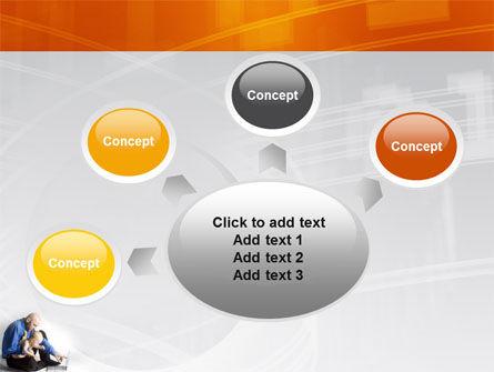 Computer Literacy PowerPoint Template Slide 7