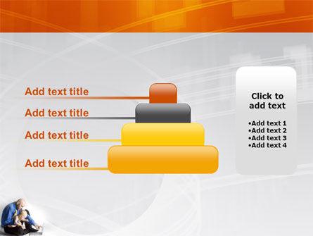 Computer Literacy PowerPoint Template Slide 8