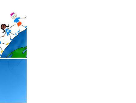 Friendship And Unity PowerPoint Template, Slide 3, 03475, Global — PoweredTemplate.com