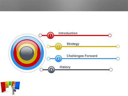 Choices PowerPoint Template, Slide 3, 03476, Consulting — PoweredTemplate.com