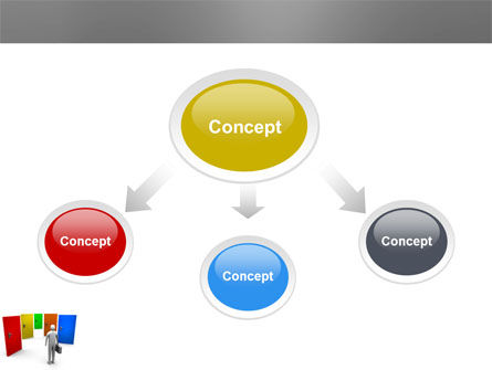 Choices PowerPoint Template, Slide 4, 03476, Consulting — PoweredTemplate.com