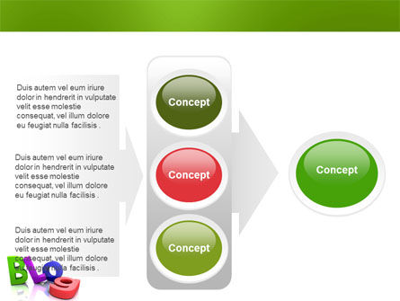 Blog PowerPoint Template Slide 11