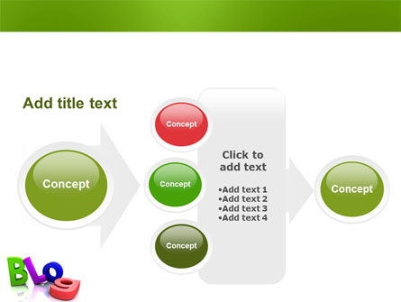 Blog PowerPoint Template Slide 17