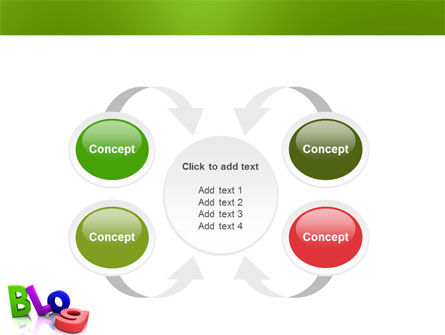 Blog PowerPoint Template Slide 6