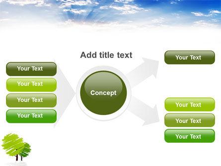Greenery PowerPoint Template Slide 14