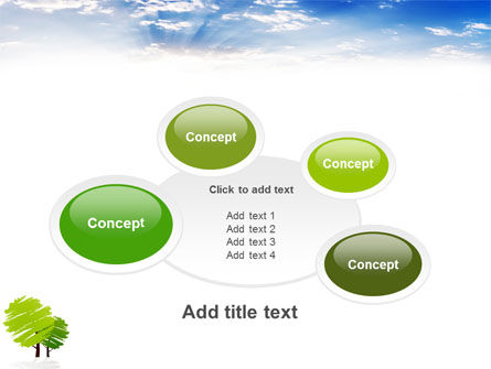 Greenery PowerPoint Template Slide 16