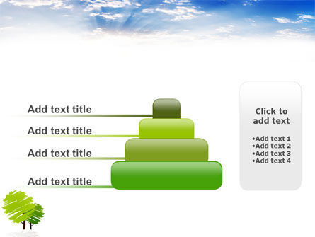 Greenery PowerPoint Template Slide 8