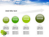 Greenery PowerPoint Template#13