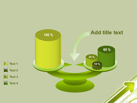 Rising PowerPoint Template Slide 10