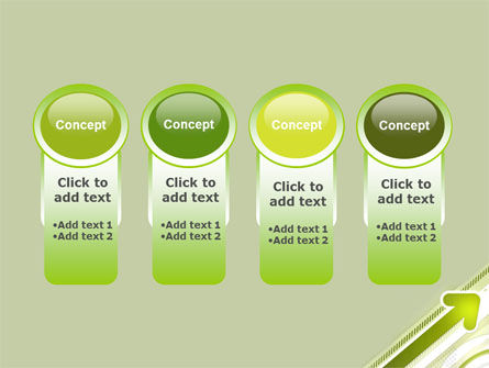Rising PowerPoint Template Slide 5