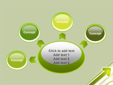Rising PowerPoint Template Slide 7