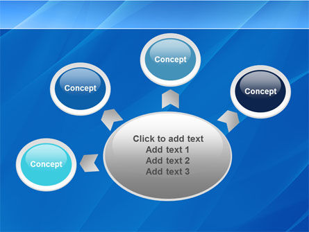 Fragments PowerPoint Template Slide 7