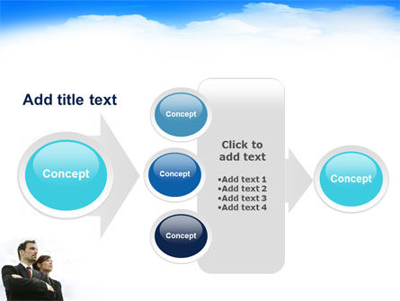 Into the Future PowerPoint Template Slide 17