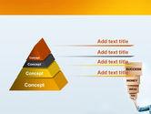 Blocks of Success PowerPoint Template#12