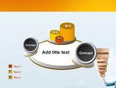 Blocks of Success PowerPoint Template#16