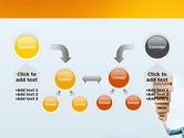 Blocks of Success PowerPoint Template#19