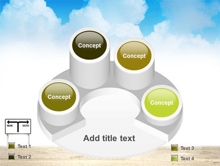 Successful Way PowerPoint Template Slide 12