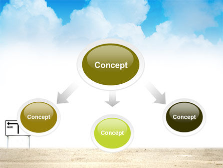 Successful Way PowerPoint Template, Slide 4, 03487, Business Concepts — PoweredTemplate.com
