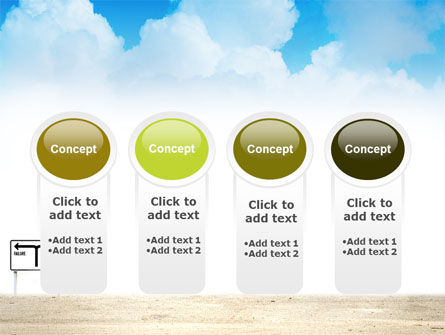 Successful Way PowerPoint Template Slide 5