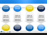 Minicars PowerPoint Template#18
