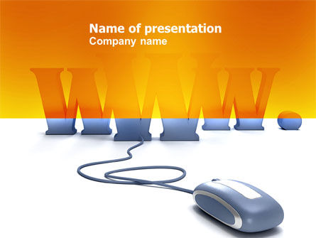 Technology and Science: Web PowerPoint Template #03493