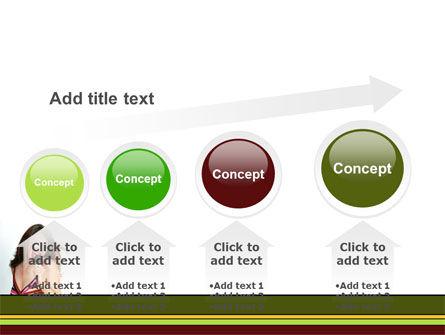 Singing PowerPoint Template Slide 13
